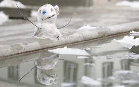 Zurich Commercial: Save the Snowman