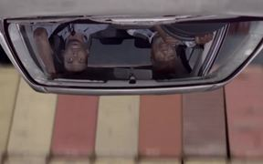 Nissan Commercial: Wild Ride