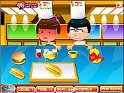 Fast Food Rush