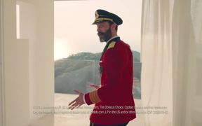 Hotels Campaign: Captain Obvious