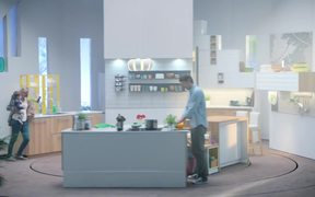 Ikea Commercial: Every Meal is a Special Occasion