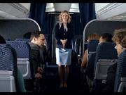 Intel Campaign: Jim Parsons Plays Flight Attendant