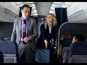 Intel Campaign: Jim Parsons Plays Flight Attendant