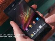 Sony Xperia Video: Sound, Vision, Colour, Detail
