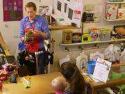 Shop For Good Video: Kevin Bacon – Gift Wrapper