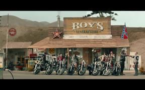Jumps Commercial: Bikers