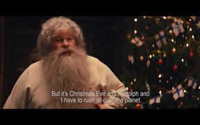 Saarioinen Commercial: Christmas Morning at Santa