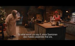 Saarioinen Commercial: Christmas Morning at Santa