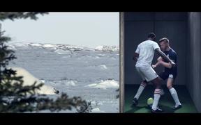 Nat Geo Campaign: Animals vs. Humans: Football
