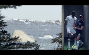 Nat Geo Campaign: Animals vs. Humans: Football
