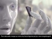 Nestlé Grand Chocolat Commercial: The Android