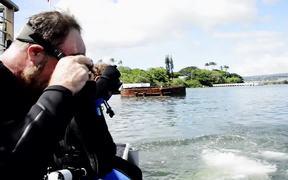 Diving in History: Pearl Harbor Memorials