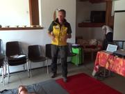 First Aid Course for Paragliders - Impressions