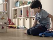Volkswagen Commercial: Acceleration