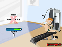 Ultimate Douchebag Workout Game Play Online At Y8 Com