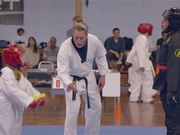 Booking Campaign: Karate