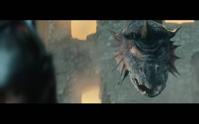 Tine Commercial: Dragon Fight Interrupted