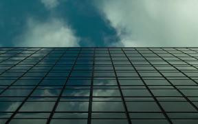 Corporate Cloud Time Lapse