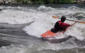 Summertime Charles City Whitewater