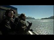 Glacier Bay National Park: Falling Ice!