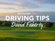Hyundai: Driving Tips with David Feherty Form
