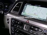 Hyundai Driving Tips with David Feherty Navigation