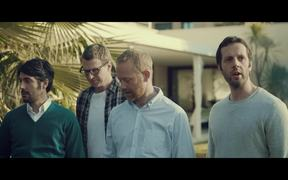 Volkswagen Commercial: Escape from a BBQ Party
