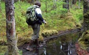 Glacier Bay National Park: Hike to Bartlett Lake