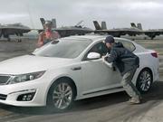 Kia Commercial: Fighter Pilot