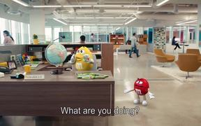 M&M's Campaign: Big Movie