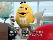 M&M's Campaign: Big Movie