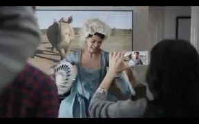 Samsung Commercial: Movie Magic