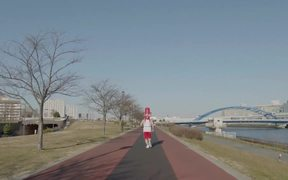 Kagome Commercial: Tomato Wearable