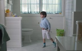 Clorox Campaign: Bleachable Moments: Belt Buckle