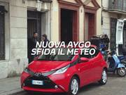 Toyota: Weather Challenge with Paolo Corazzon