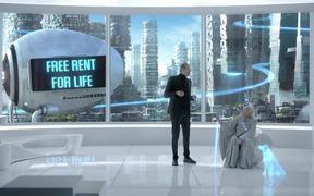 Apartments: Jeff Goldblum a.k.a. Brad Bellflower