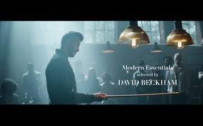 H&M: Modern Essentials by David Beckham
