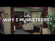 Three Musketeers Campaign: Mirror