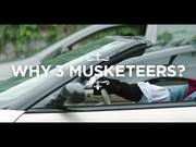 Three Musketeers Campaign: Carpool