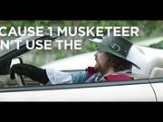 Three Musketeers Campaign: Carpool