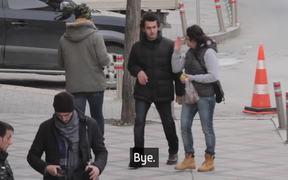 Samsung Video: Hearing Hand