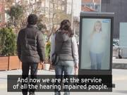 Samsung Video: Hearing Hand