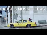 Three Musketeers Campaign: Taxi