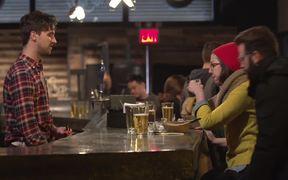 Budweiser Commercial: Blind Taste Test