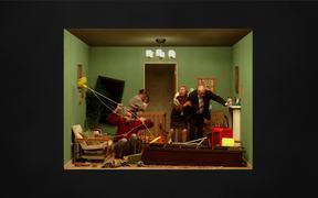 Polaroid Commercial: Tableau Vivant