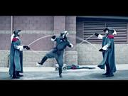 Three Musketeers Campaign: Double Dutch