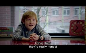 Febelfin Commercial Children's Truth About Banking
