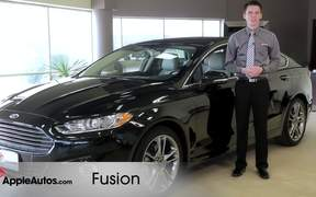 2014 Ford Fusion: In 60 seconds