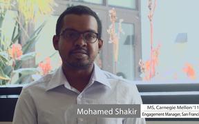 Mohamed Shakir - Keystone Strategy