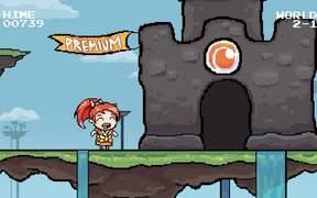 Crunchyroll - Summer Pixel Ad